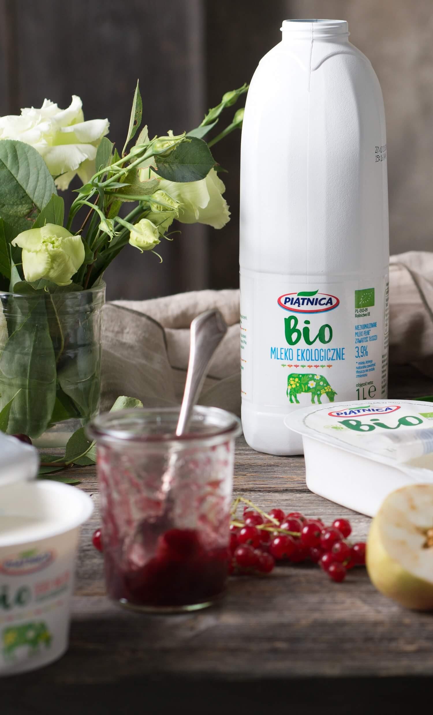 Piątnica Bio - brand design