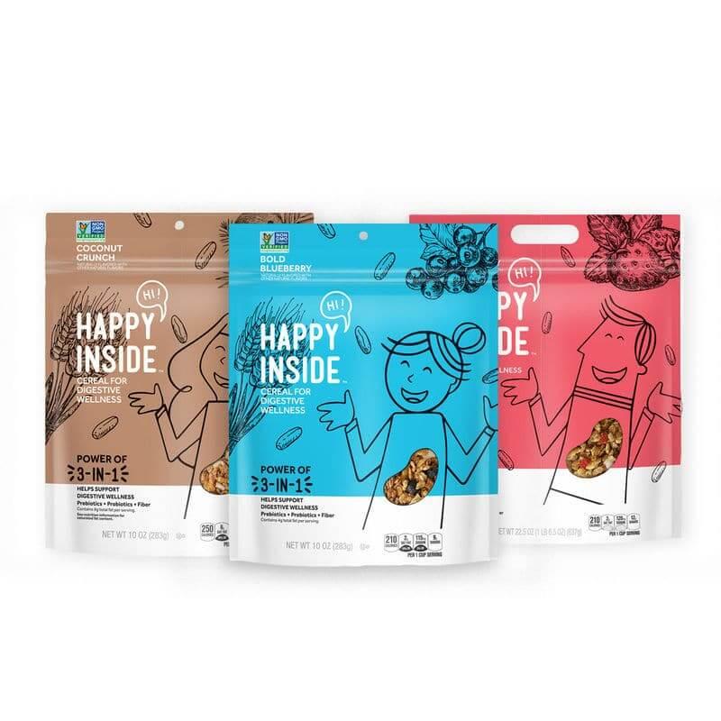 Rola ilustracji w brandingu 4/4 brand design Hicereals