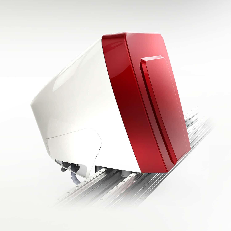 Projektowanie produktu - cutter do cięcia tkanin