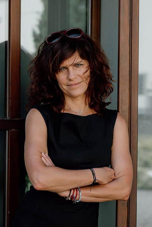 Katarzyna Wysocka Board member i managing director 4/4