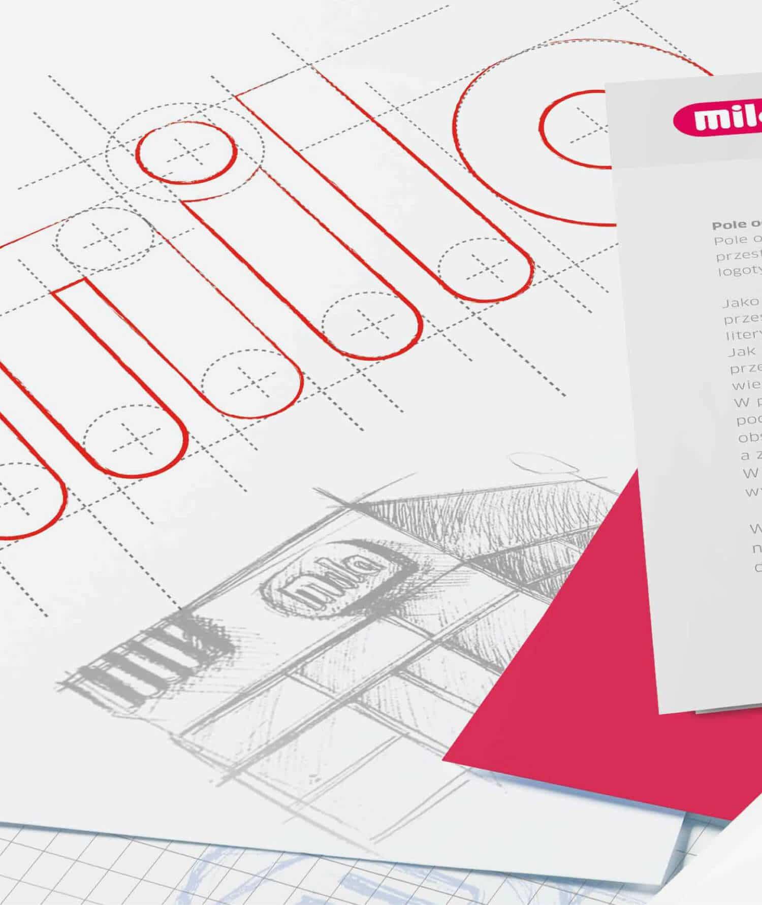 Mila - kreacja wizualna