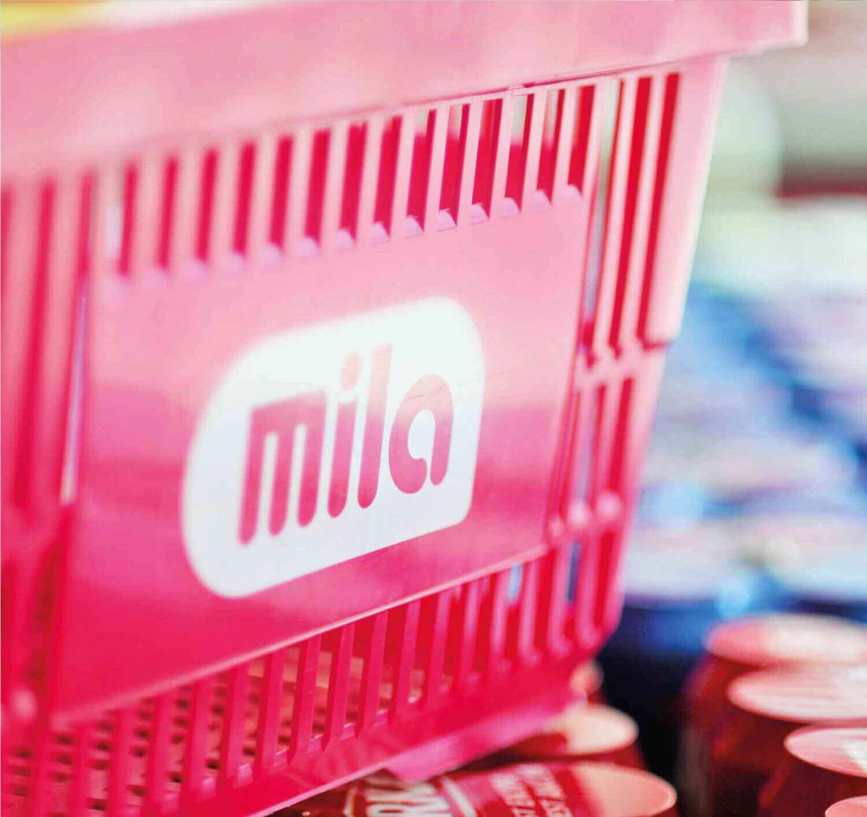 kreacja marki Mila