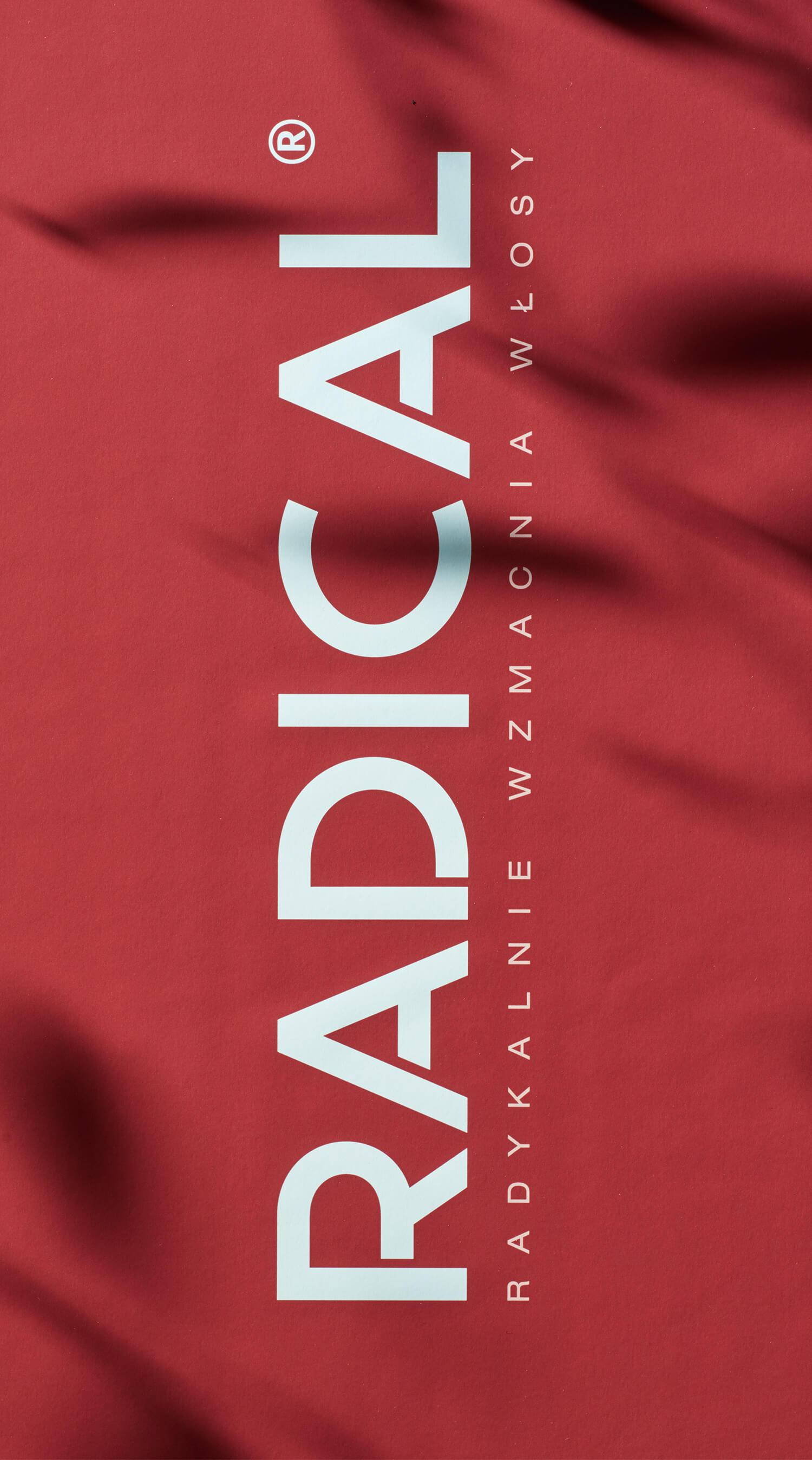 Logotyp Radical